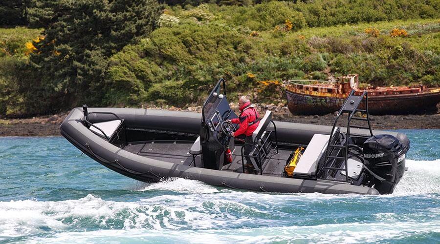 סירת דייג OP640