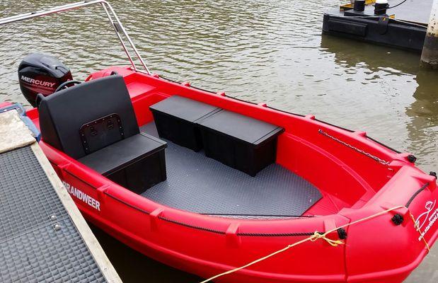 סירת Whaly 500 R Professional