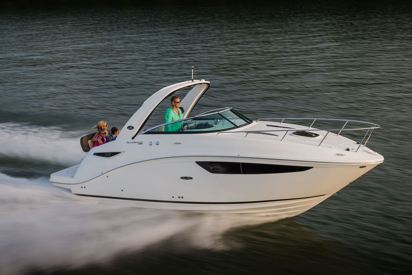 יאכטת קרוזר Sea Ray-260 SUNDANCER