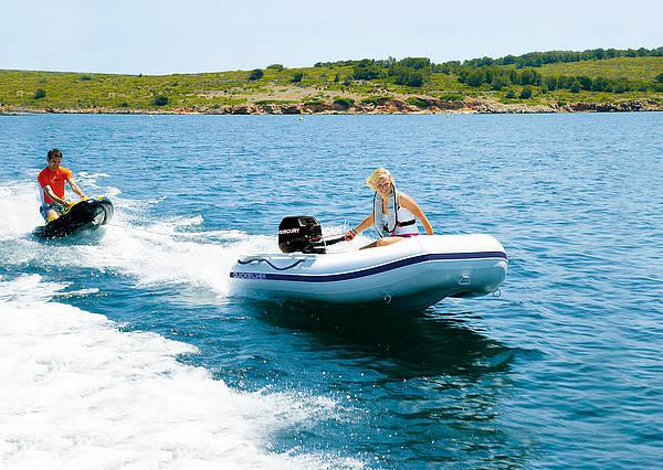 סירת גומי ספורטיבית Sport 415 XS