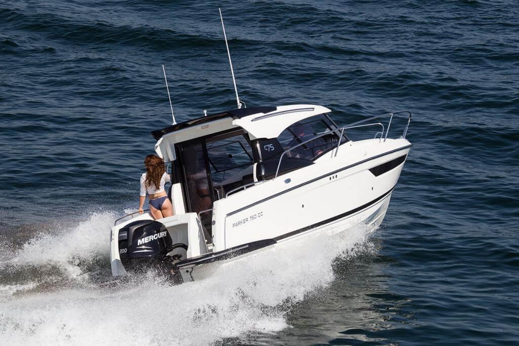 סירת ספורט 750 CABIN CRUISER