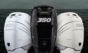 מנוע 350HP-Verado