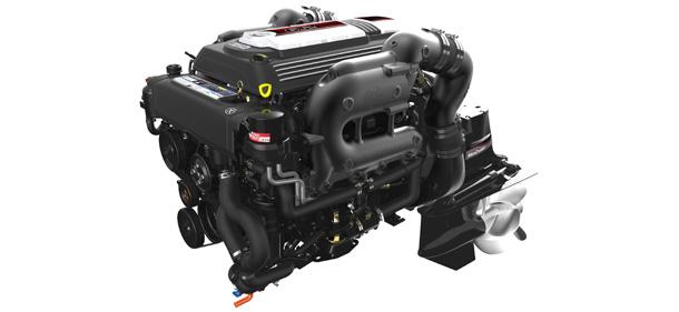 מנוע MerCruiser 6.2