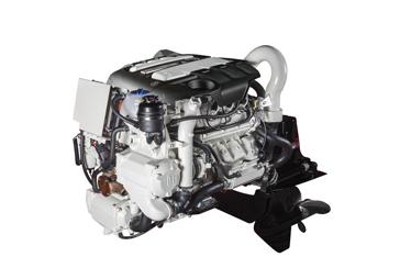 מנוע MERCURY DIESEL 3.0L-Tier 3