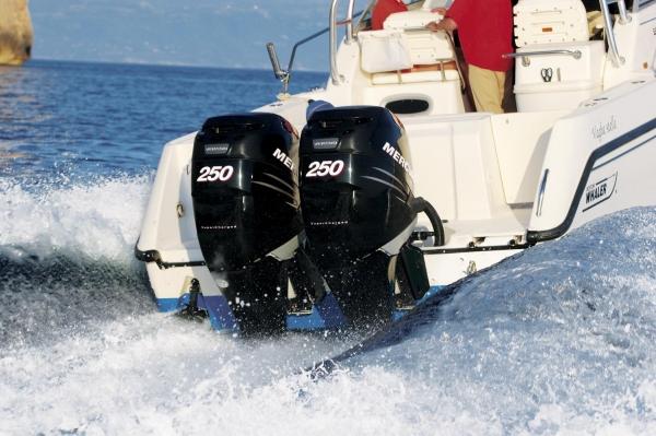 מנוע 300HP-Verado