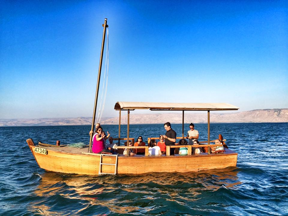 Galilee Sailing הפלגות גליל