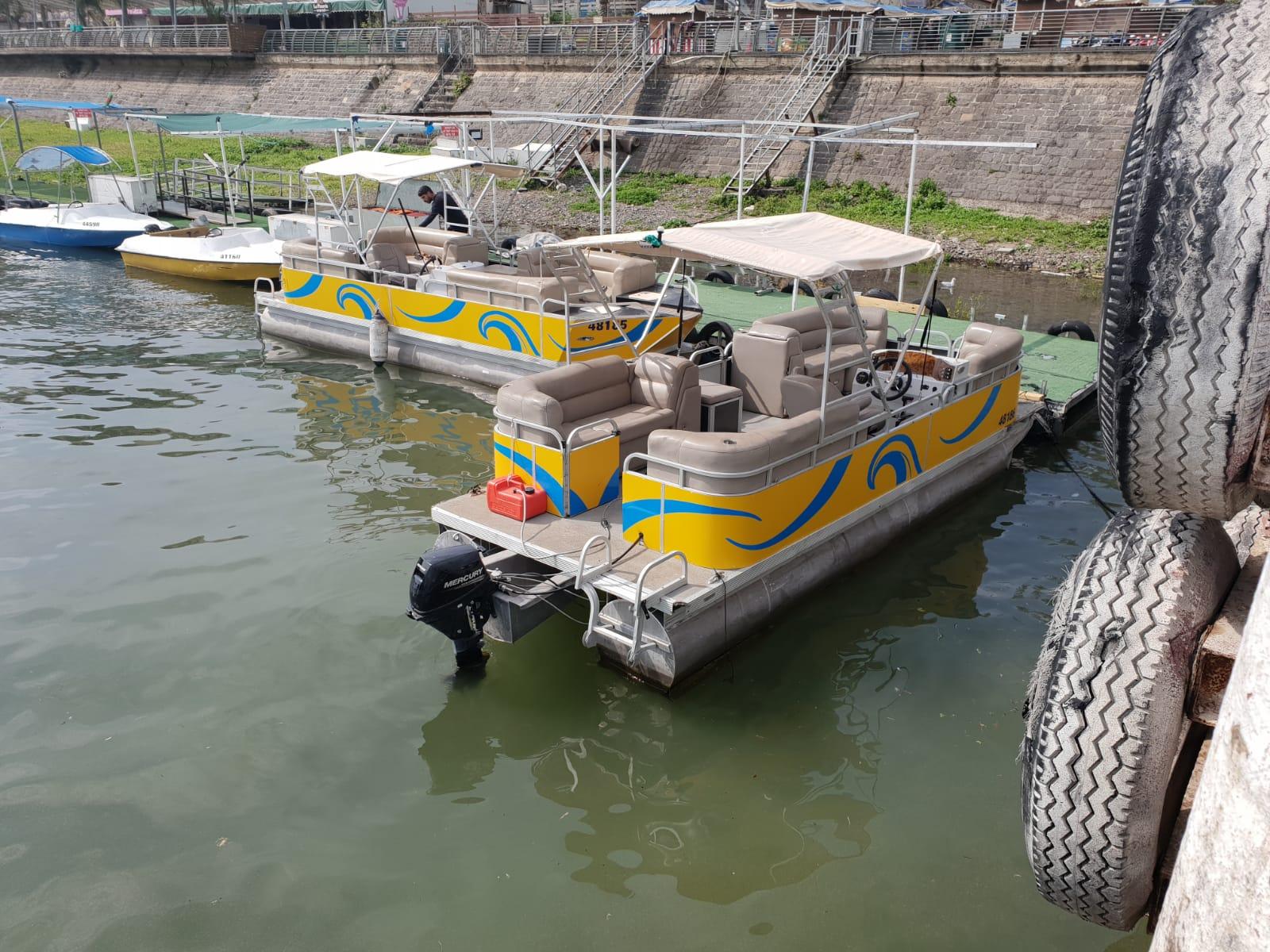 סירות הטיילת